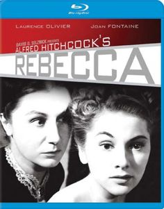 Rebecca Blu-ray | Classic Films & Movies on Blu-Ray DVDs | TCM Store