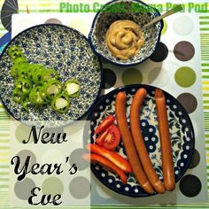 New Year's Eve Traditions – Sparklers & Frankfurters (Hungary)