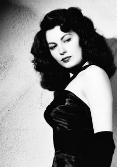 "Ava Gardner: ""When I lose my temper, honey, you can't find it any place!"""