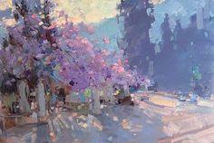 Artist - Slava Korolenkov Russian Painter.