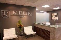 contemporary dental office front desk design ideas - Google Search …