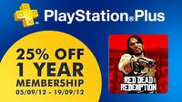 Grab massive 25% off an annual PlayStation Plus account