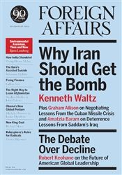 Foreign Affairs July / August 2012