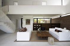 Arquitectura en ladrillo visto: casa unifamiliar de Estudio BaBO