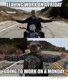 I FEEL YOU BUDDY ! Leaving work on friday memes