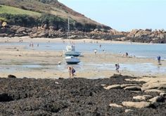 Sensation Bretagne - Trébeurden -Pêche à pied