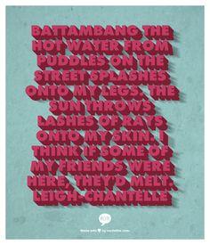 Battambang #WriteShortWed #quote
