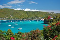 10 days of sailing, St. Vincent and the Grenadines  #AdventureTime