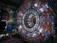 ❤ =^..^= ❤   Earlier today (March 5th), the world's most powerful particle accelerator began its second act. After two years of upgrades and repairs, proton beams once again circulated around the Large Hadron Collider, located at the CERN laboratory near Geneva, Switzerland.