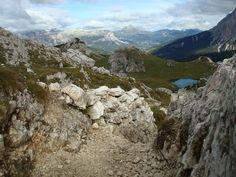 Monte Sass de Stria - Cortina d'Ampezzo