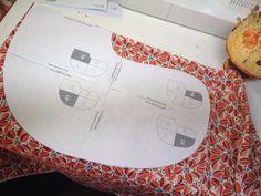 Twin Nursing Pillow Pattern Looks Like I Ll Be Making My