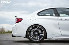 #BMW #F87 #M2 #Coupe #iND #Tuning #White #Angel #Provocative #Sexy #Freedom #Badass #Burn #Live #Life #Love #Follow #Your #Heart #BMWLife