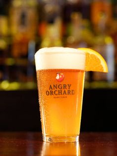 Light Apple    ½ bottle of Angry Orchard Crisp Apple Hard Cider   ½ bottle of Sam Adams Light Beer    Combine all ingredients in a glass and stir.