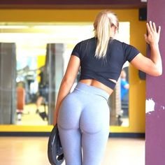 Yoga Pants Women Yoga Strap Stretches Yoga Poses To Stretch Lower Back Trx Workout Easy Standing Yoga Poses Yoga For Cramps – okiwilldo Cute Workout Outfits, Workout Attire, Workout Pants, Trx Workout, Gym Outfits, Hiit, Standing Yoga Poses, Running Muscles, Get Ripped Fast