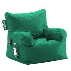 Big Joe Chair in Emerald