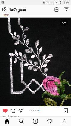 Instagram 9, Baby Knitting Patterns, Hacks, Crochet, Decor, Cross Stitch Embroidery, Funny Cross Stitches, Cross Stitch Art, Pattern