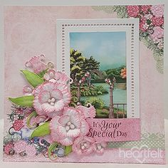 Heartfelt Creations - Oh So Special Days Project