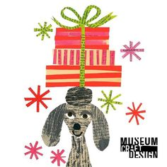 Don't miss tonight's annual holiday open house Deck the Dogpatch! Mix and mingle at the museum after-hours and enjoy drinks holiday treats Toasty Time's pop-up and design your own collage gift tags with local artist Denise Fidler. . . . #FreeEvent #Openhouse #HolidayParty #dogpatch