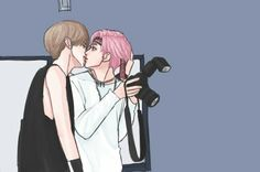 Image about cute in jaeyong🍒 by 𝑳𝒆𝒂🌼 on we heart it K Pop, Couples Images, Jaehyun Nct, Nct Taeyong, Kpop Fanart, Couple Art, Manga Pictures, Disney Fan Art, Pretty Art