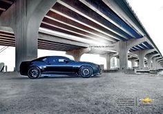 Pubblicità realizzata per la Chevrolet nel 2012 per conto dell'accademia delle arti e nuove tecnologie di Roma.