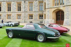 1955 Ferrari 375 America Pinin Farina Coupe Speciale, ex-Gianni Agnelli