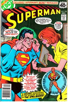 Superman 1939 1st Series 330 December 1978 Issue by ViewObscura