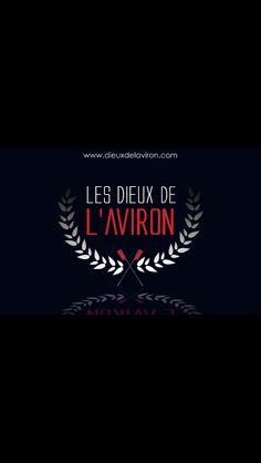 Le calendrier part en impression, avec un nouveau logo. #dieuxdelaviron.com #sports #rowing #aviron #calendar