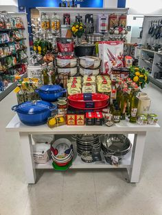 Marshalls, Home Goods, Display, Canning, Floor Space, Billboard, Home Canning, Conservation