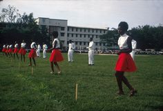 MANUFACTORIEL  Congo, 1970