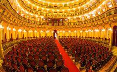 Teatro Amazonas. Manaus, Brazil