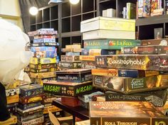 Coffee and board games cafe to open in College Park - WTOP Mobile