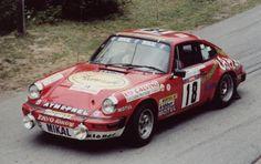 Tour de Corse 1982 - Ballet Jean-Pierre - Tilber icon Porsche 911 SC