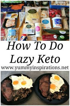 How To Do Lazy Keto - What is Lazy Keto? Cooking Lazy Keto Meals. My definition of Lazy Keto and how I get results without following a strict Ketogenic Diet. #lazyketo #keto #ketogenic #ketogenicdiet