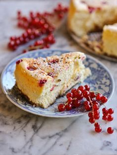 Red Currant Cheesecake | Rodale's Organic Life