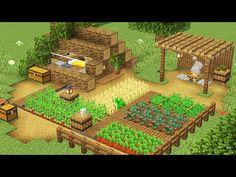 Minecraft House Plans, Minecraft Farm, Minecraft Mansion, Minecraft Houses Survival, Minecraft Cottage, Easy Minecraft Houses, Minecraft House Tutorials, Minecraft House Designs, Minecraft Construction