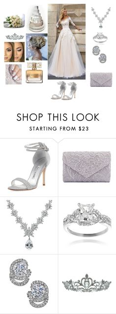 """""""Untitled #425"""" by elma-alibasic ❤ liked on Polyvore featuring Manolo Blahnik, Icz Stonez, Journee Collection, Eliot Danori, Kate Marie and Givenchy"""