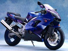 Cool Motorcycle, Kawasaki ZX-9R :::  ASU-BEEBE ::: www.ASUB.edu ::: @ASUBeebe ::: #ASUBeebe ::: #ProudToBeBlue
