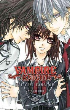 Vampire Knight Official Fanbook (Vampire Knight)