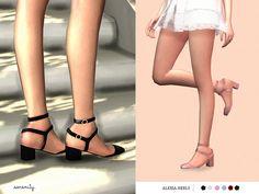 serenity-cc's Alexa Heels