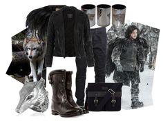 snow Game of Thrones fashion