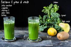 Coloriamo anche la nostra giornata come i colori dei chakra con questi 6 estratti a colori per una sana alimentazione, facciamo il pieno di colore Smoothie Drinks, Pint Glass, Biscotti, Juice, Food And Drink, Fresh, Chakra, Breakfast, Healthy