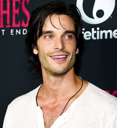 Daniel Di Tomasso at the Witches of East End Season 2 premiere during Comic-Con International 2014 (July 24, 2014)