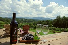 Here are the top 12 winery tours near Asheville! Which one will be your next?