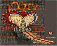 Concept Arts de Jordan Lamarre-Wan para The Book of Life | THECAB - The Concept Art Blog