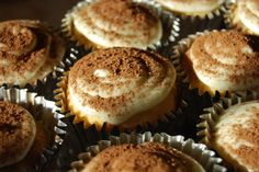 5-Star Tiramisu Cupcake Recipe...looks delicious! ^_^