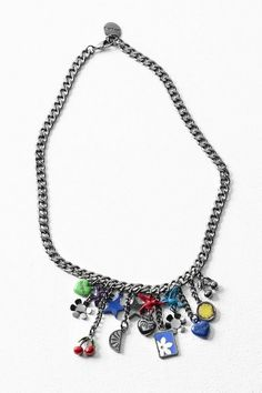 Desigual Fantasy pendant necklace. Discover the new arrivals in our accessories collection!
