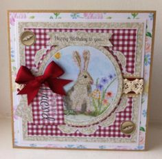 """at new weeks Crafter's Companion """"Weekender"""" on Create & Craft ! It's a gorgeous collection called Halcyon Days! Crafters Companion Cards, Cd Crafts, Halcyon Days, Create And Craft, Digital Image, Spring Time, Card Ideas, Card Making, Crafty"""