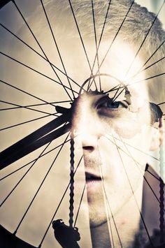 Double Exposure Portrait by jay Mcintyre, via 500px