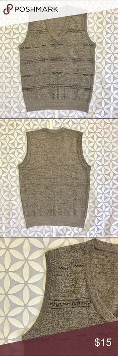 NEW Tailored Sweater Vest BRAND NEW Sweaters
