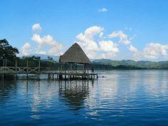 Laguna Azul, Tarapoto, Peru- My favorite place in the world!
